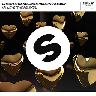 Robert Falcon - My Love (The Remixes)
