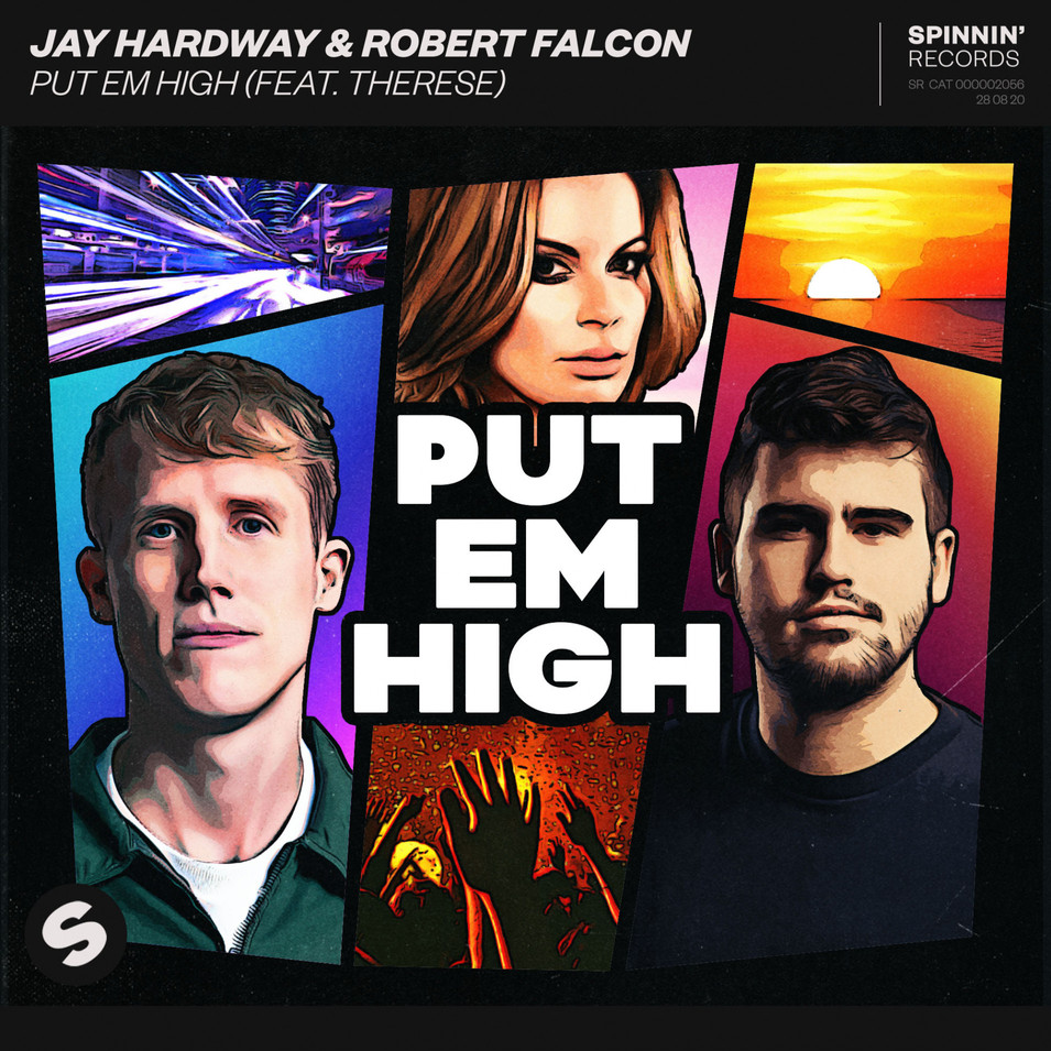 Robert Falcon - Put Em High