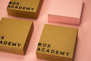 Pudełka BoxAcademy_eleganckie kraftowe