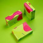 kolorowe opakowania na magnes ekologiczn