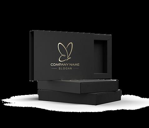 Opakowanie Pudełko Czarne z Logo.png