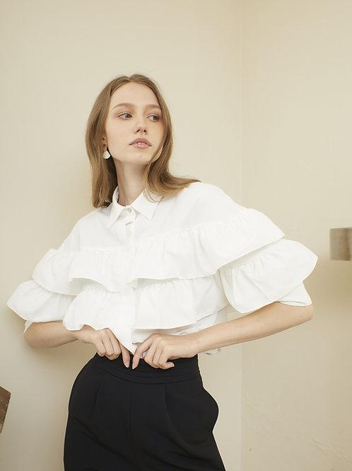 Celine Shirt - Off-White