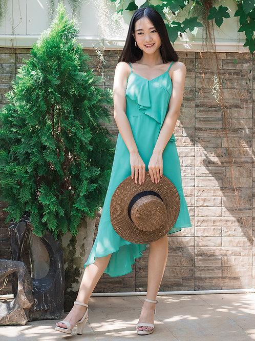 Fruity Dress - Green