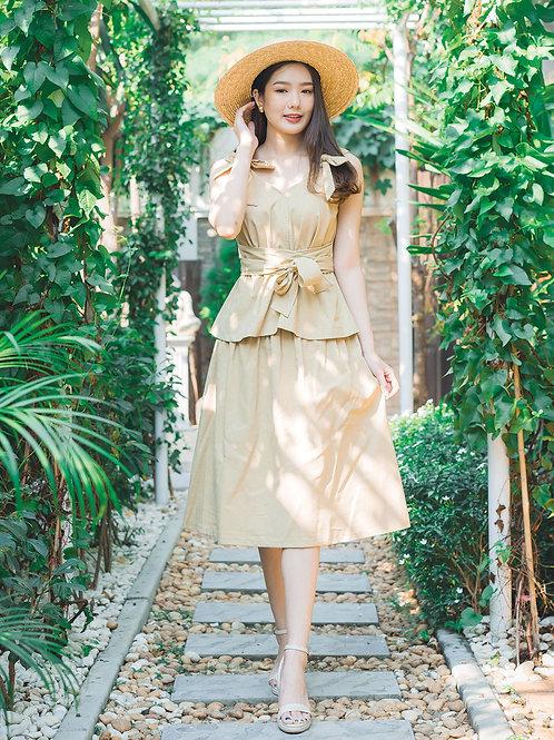 Sandy Skirt - Brown