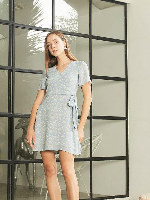 Emily Dress - Blue