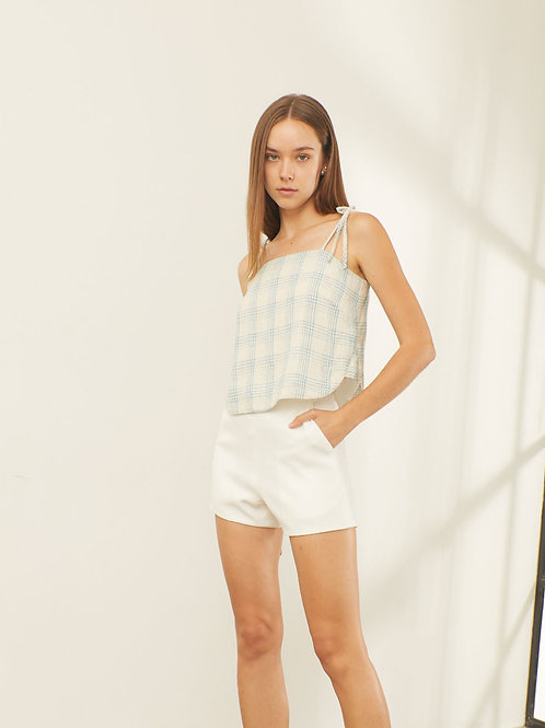Marla Shorts - White