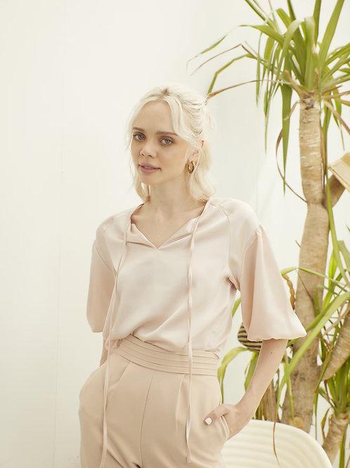 Katherine Top - Crystal Pink