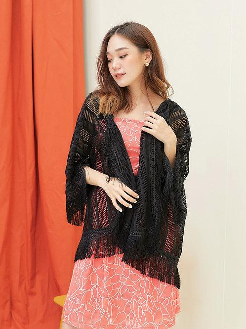 Hooligan kimono - Black