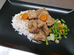 26/11 : Sauté de porc aux carottes