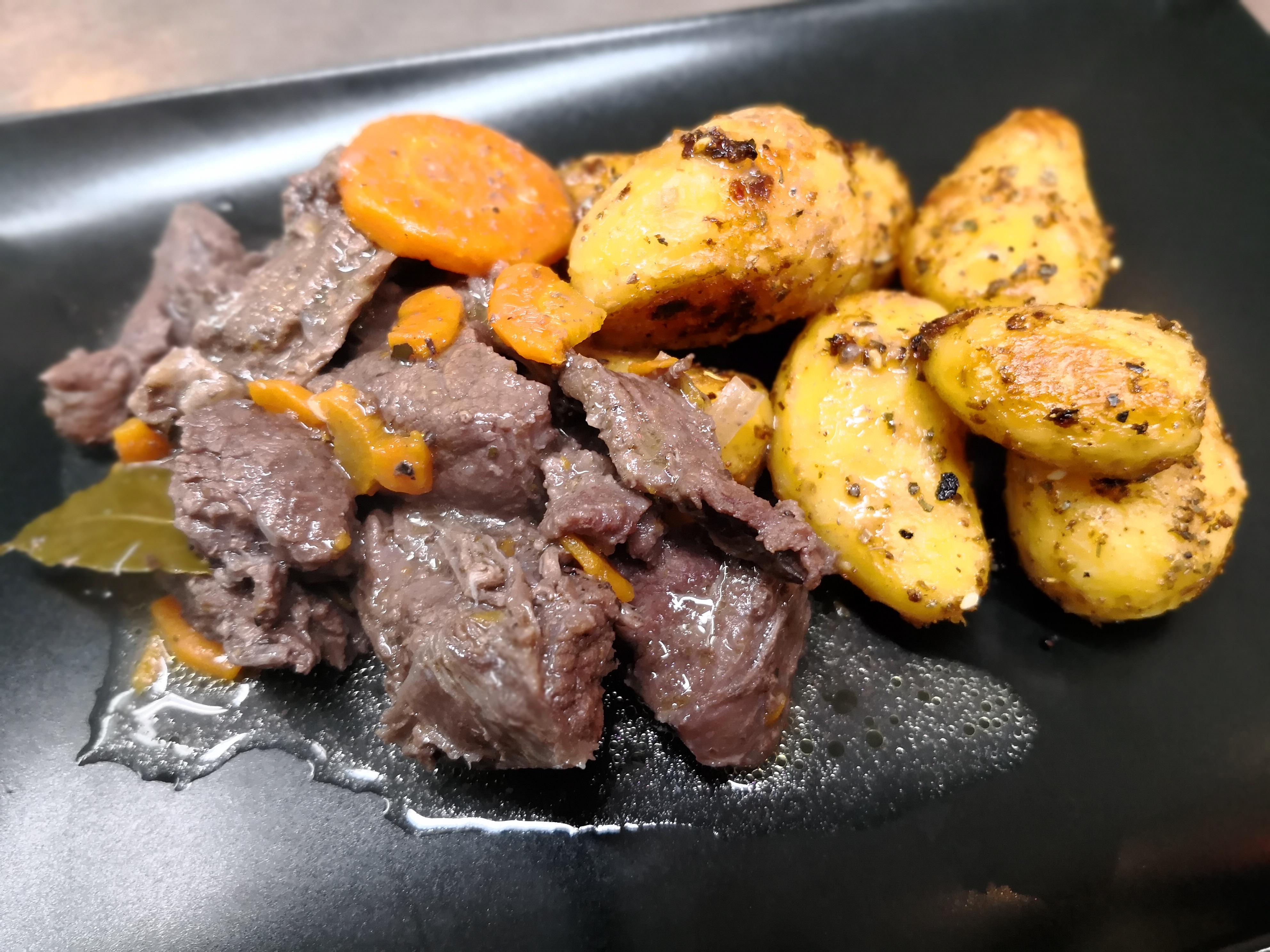 9/01 : daube pommes de terre