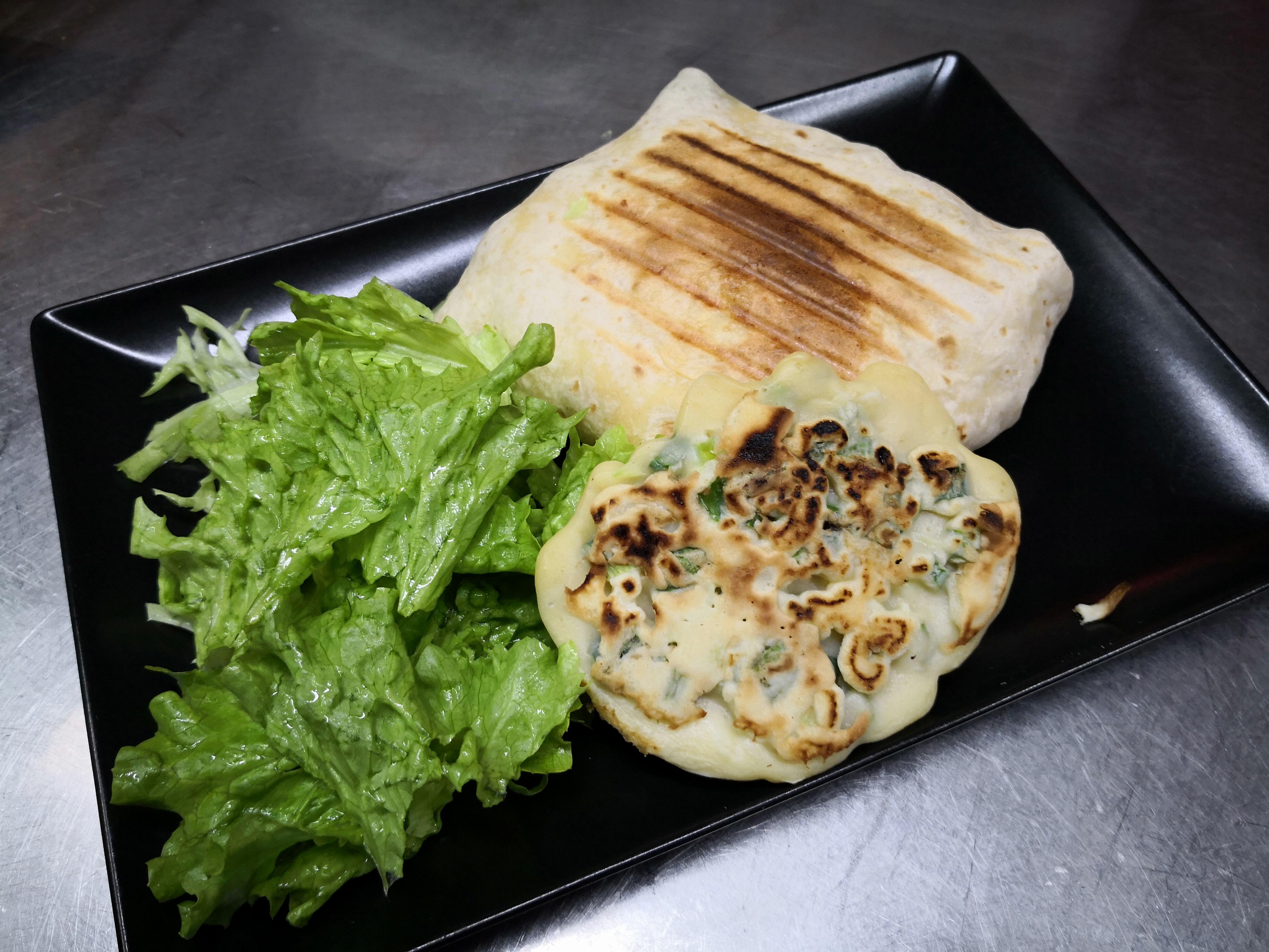 Spécial chandeleur - tacos et okomiyaki
