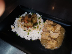 23/01 : Curry de porc