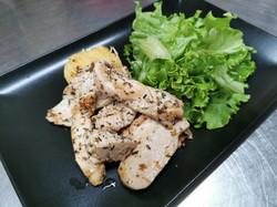 poulet cajun