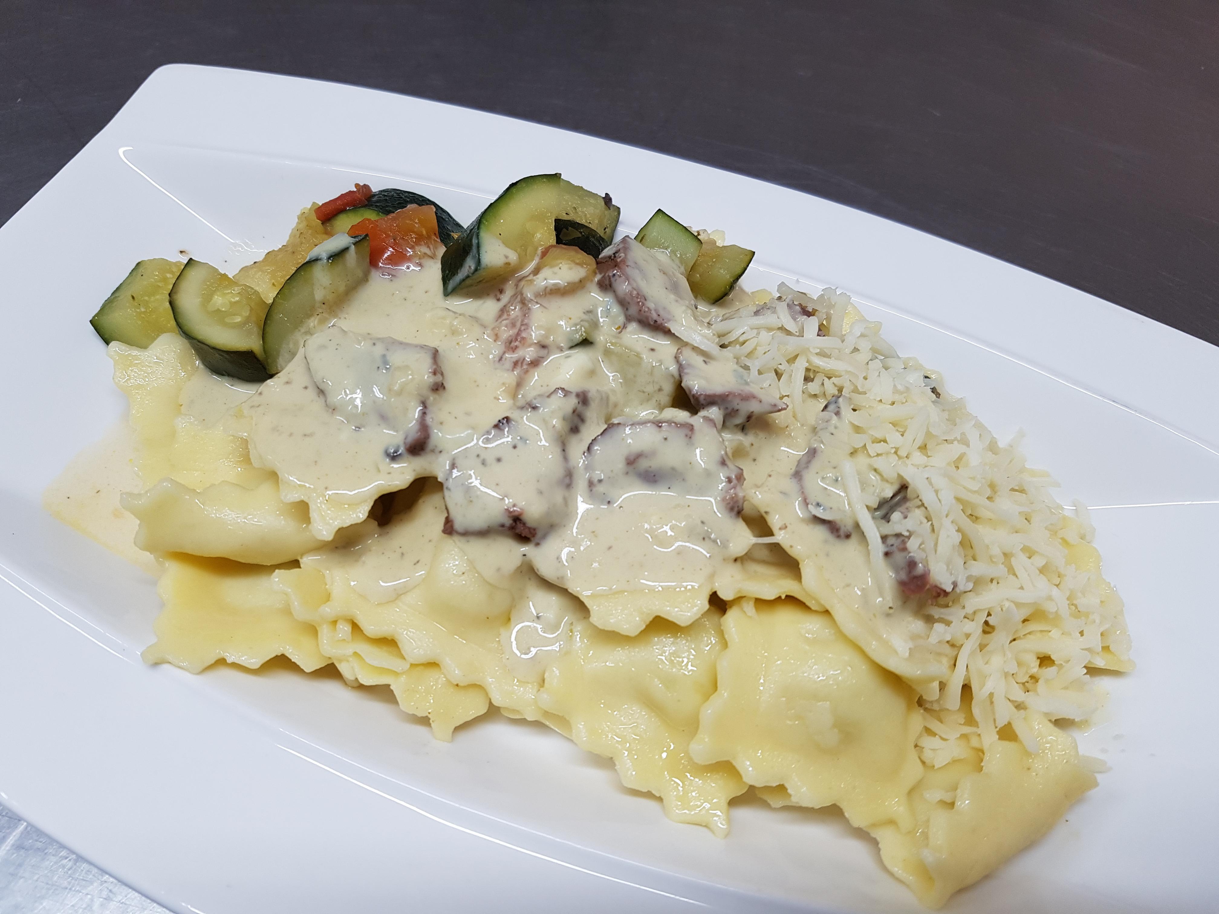 ravioli au fromage