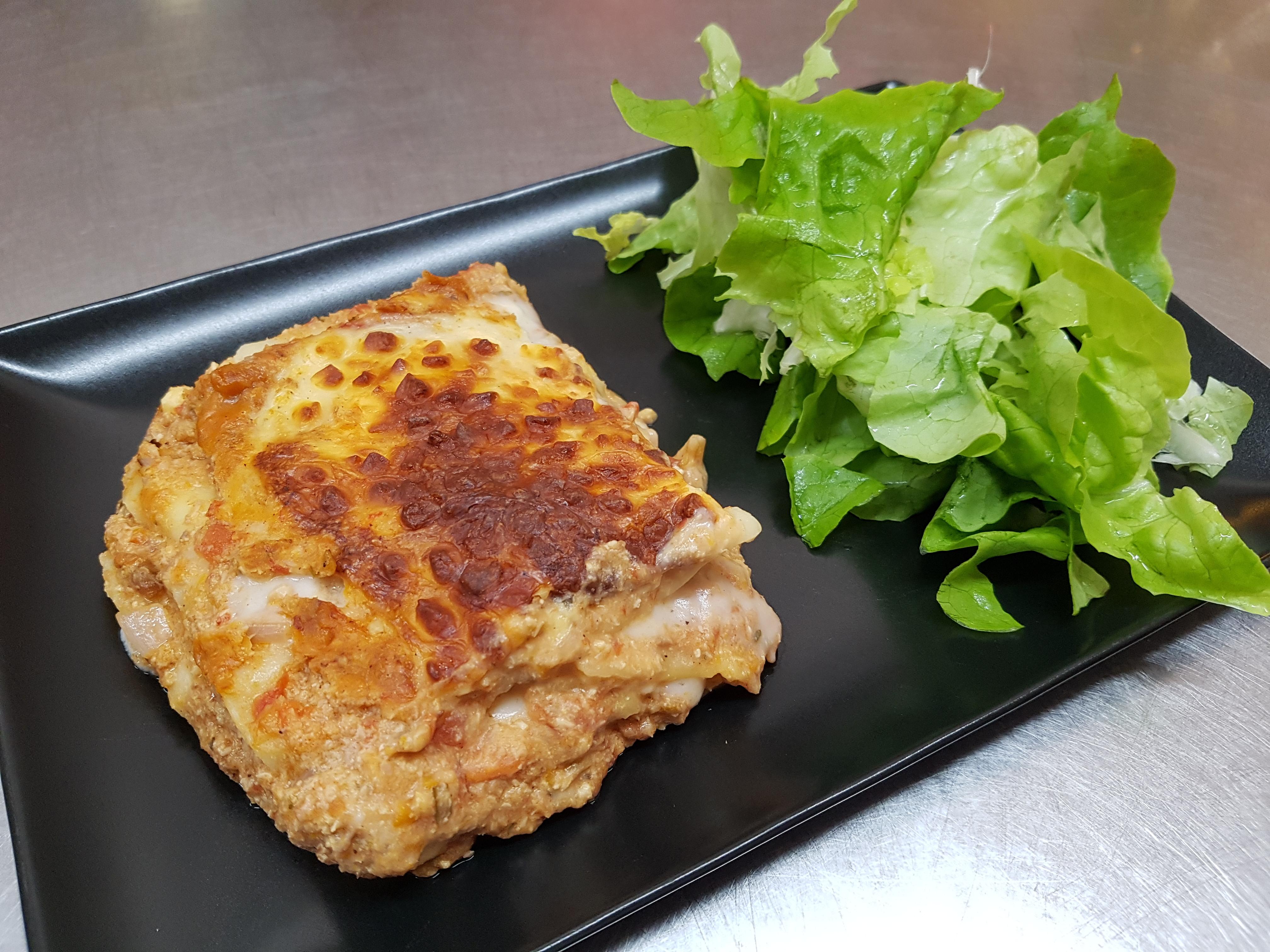 29/04 : Lasagnes de boeuf maison