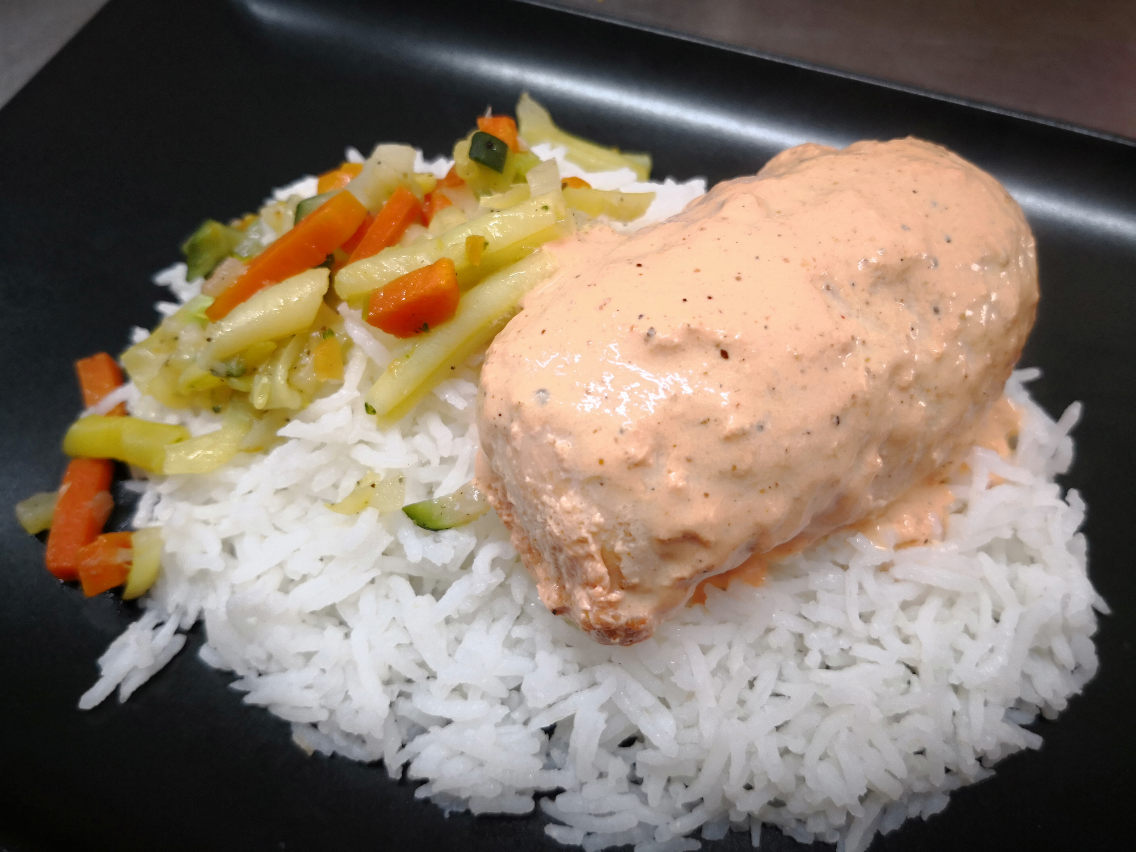 13/02 : Filet de poulet tandoori