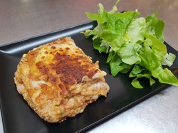 lasagnes boeuf/agneau maison
