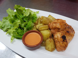 14/09 :filet poulet tandoori