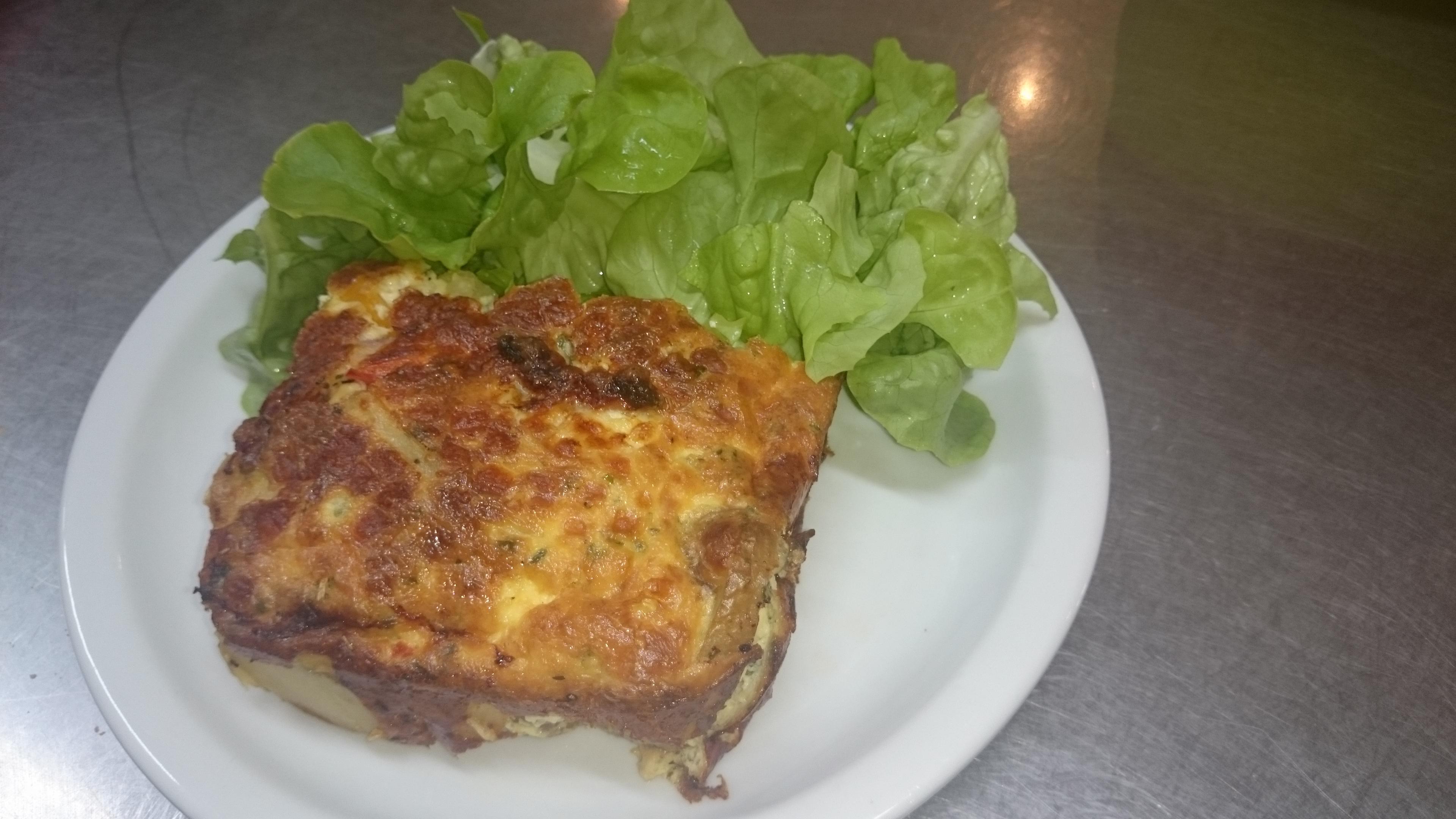 14/02 : Lasagnes boeuf maison