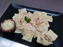 11/09 Raviolis au fromage