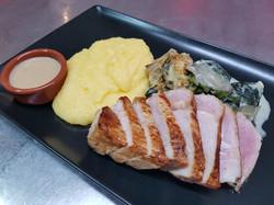 13/12 : Filet mignon de porc grillé