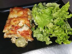 28/08 : Lasagnes poisson crustacés