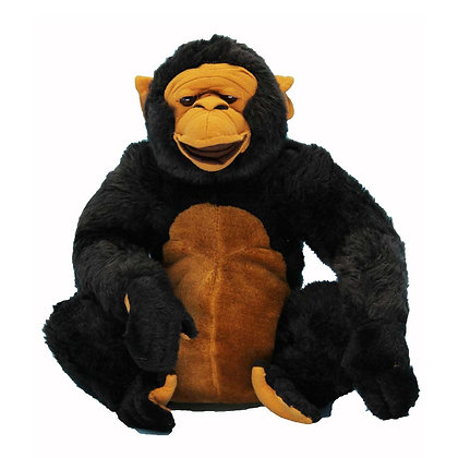 Dimpy Stuff Chimpanzee Stuffed Animal