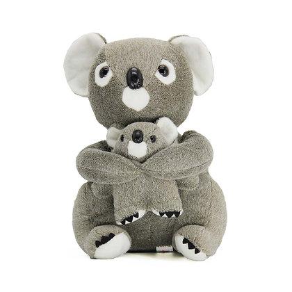 Koala Bear with Baby Plush Animal