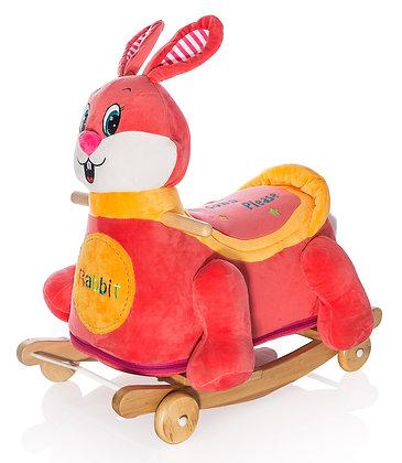 Dimpy Stuff Rabbit Roller Ride-on Side