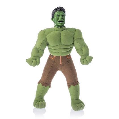 Hulk Soft Toy Action Figure - Marvel