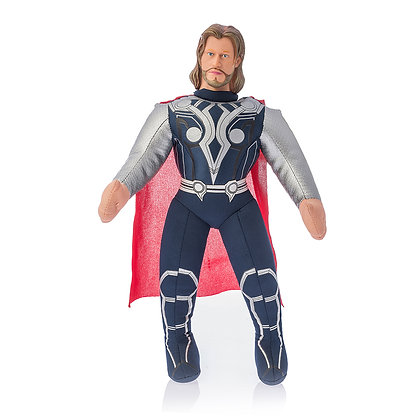 Thor Soft Toy Action Figure - Marvel