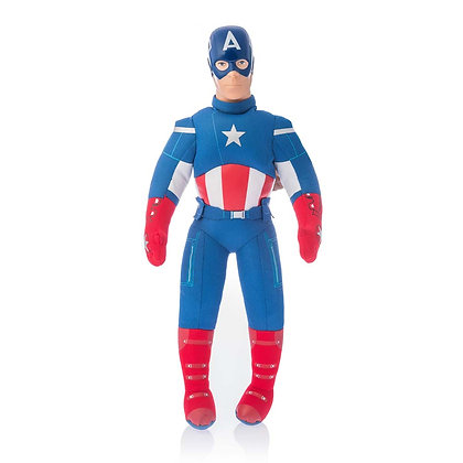 Captain America Plush Action Figure