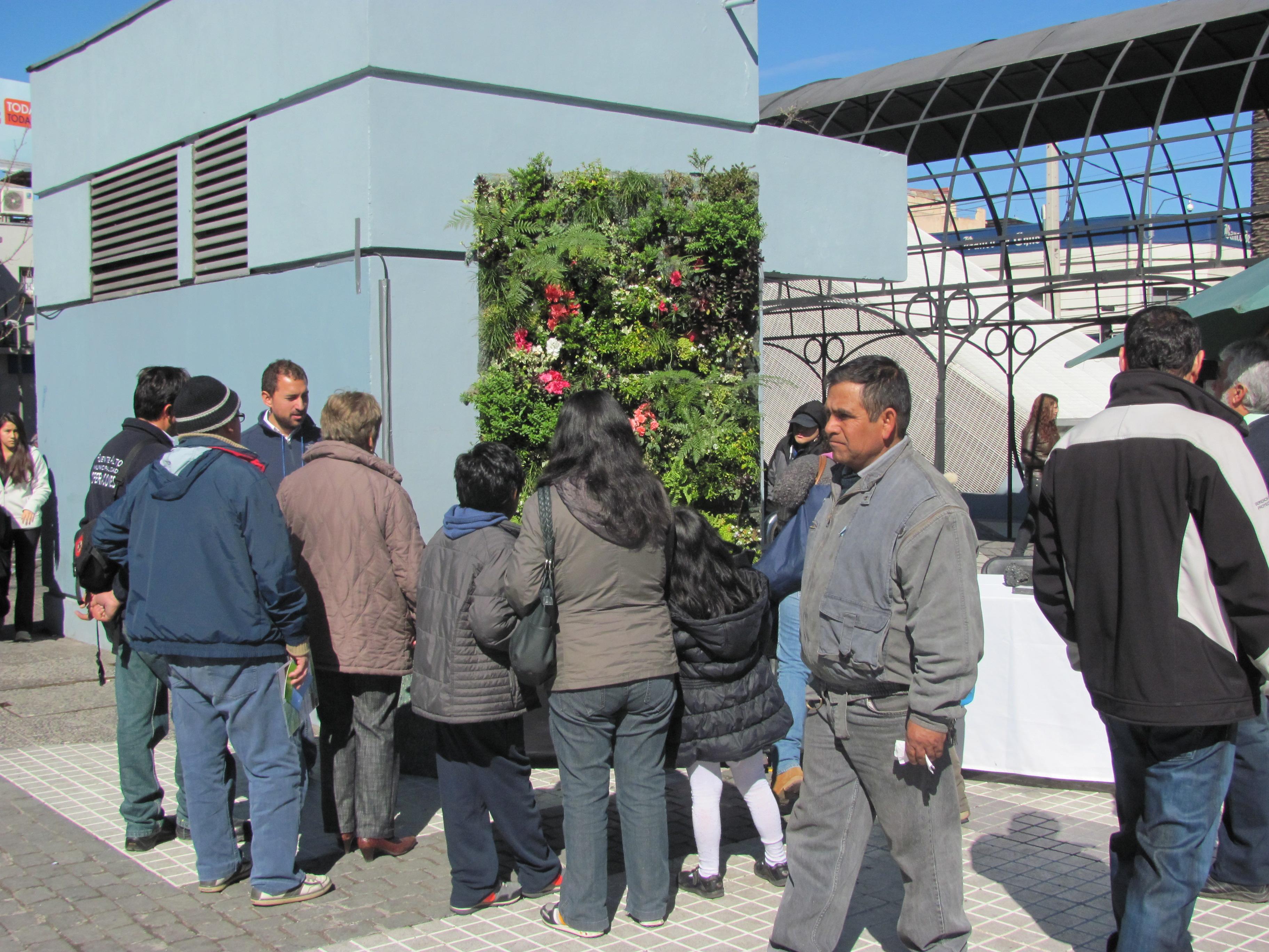 Ecoferia Puente Alto