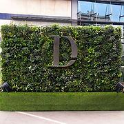 Muro verde Mall Arauco Quilicura
