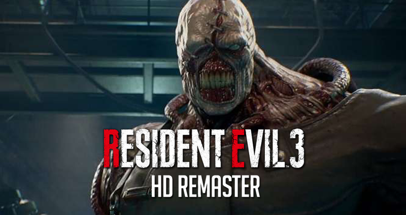 Resident Evil 3 HD Remaster