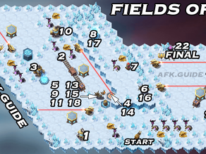 Fields of Ice (VoW)