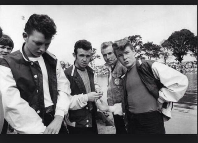 Teddy Boys - 1950s