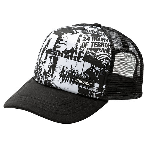 Fear City Trucker Hat