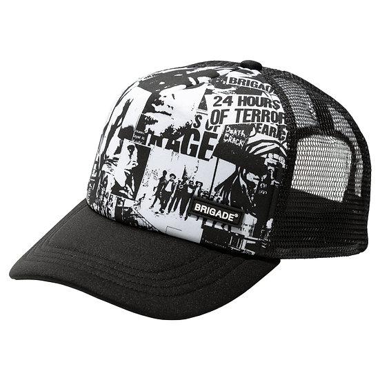 Fear City Trucker Hat