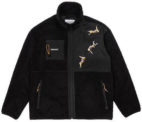 Sherpa Fleece Space Jacket