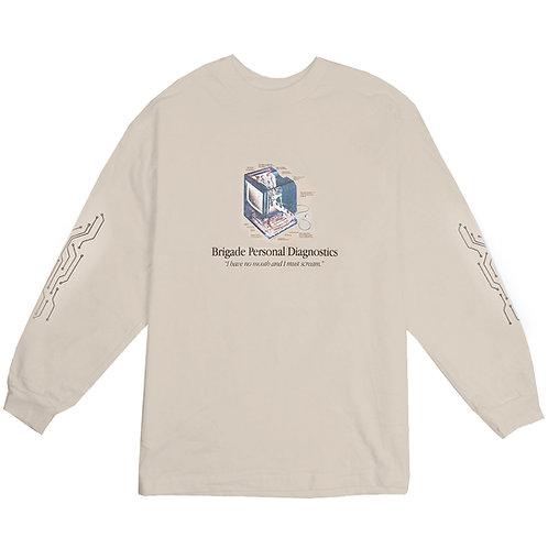Personal Diagnostics Long Sleeve T-Shirt
