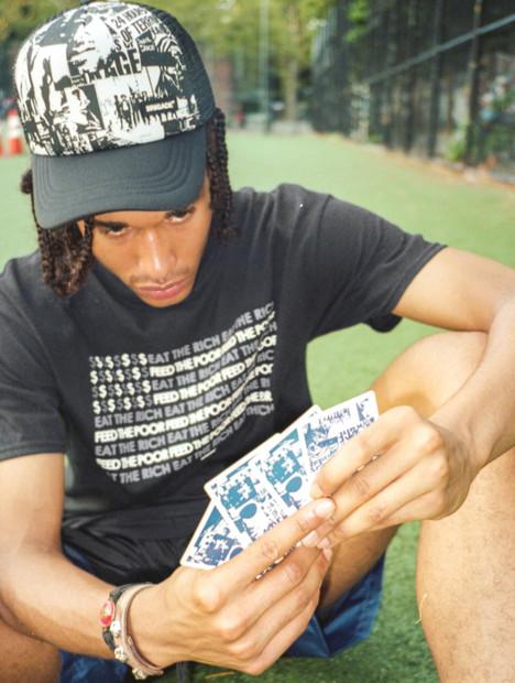 ETRFTP T-Shirt: $36 Fear City Playing Cards: $16