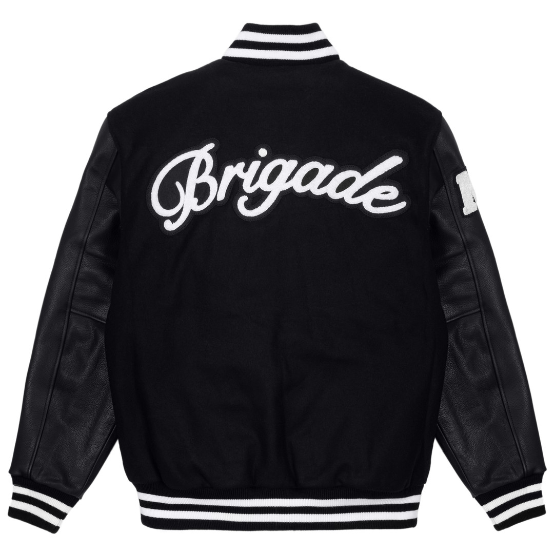 Made in USA Varsity Jacket