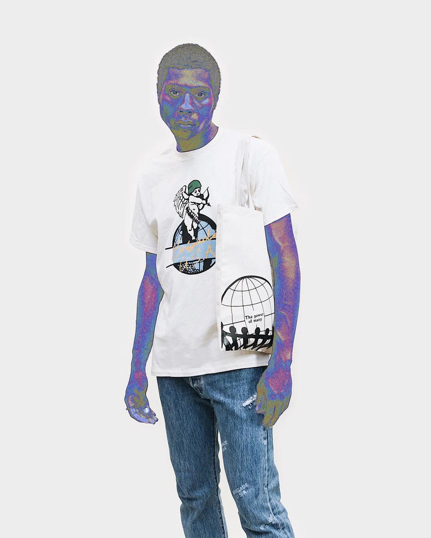 Cherub Soldier T-Shirt