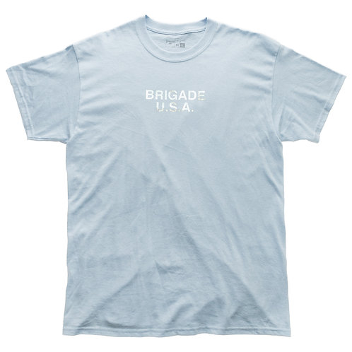 Holographic Simple Logo T-Shirt