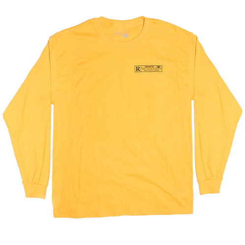 Horror Long Sleeve Tee