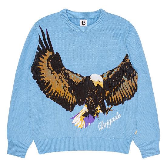 Eagle Knit Sweater