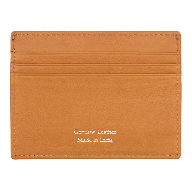 Hair On Leather Cardholder