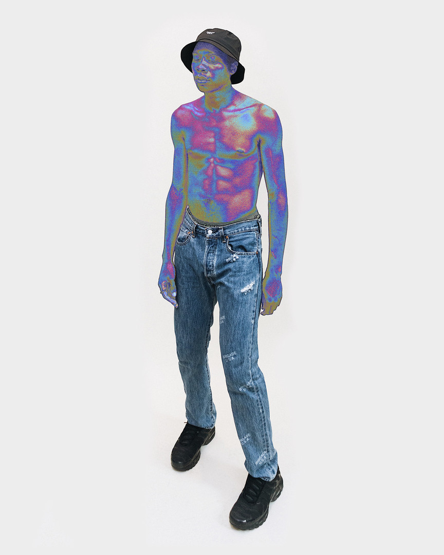 Brigade Levi's® 501 Jeans