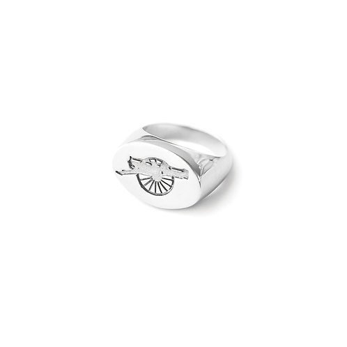 Cannon Logo Ring